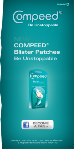 Facebook w reklamie compeed